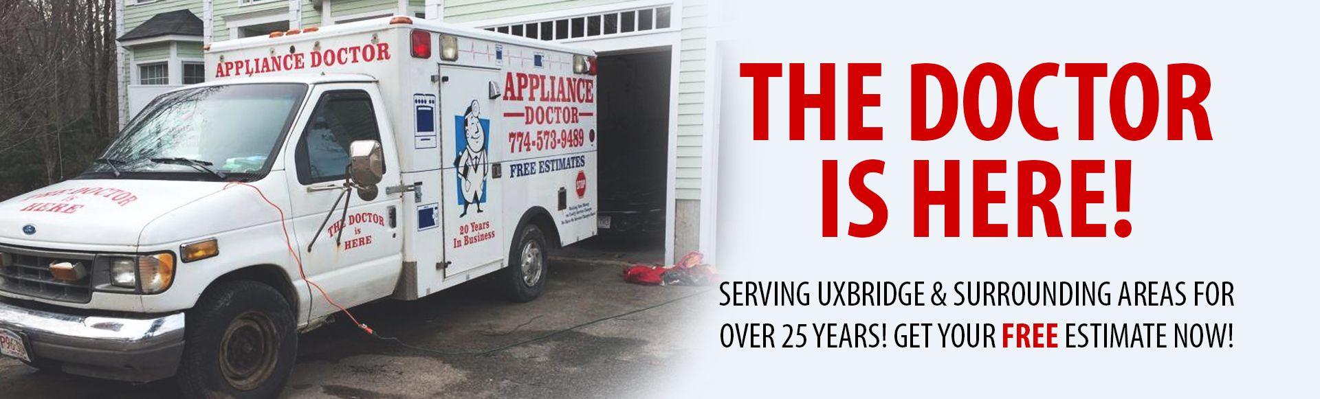 Appliance Doctor Uxbridge Ma